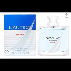 Nautica Voyage Sport Brand New in Box 3.4oz men's